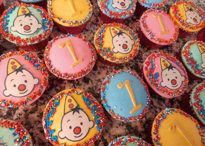 WOWcakes    Cupcakes     Voor taarten met het WOW effect!
